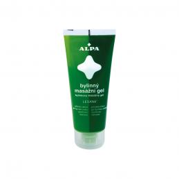ALPA gel LESANA – bylinný masážní