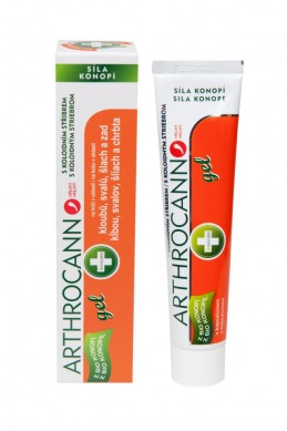 ARTHROCANN HŘEJIVÝ 75 ml