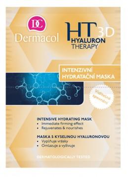 HYALURON THERAPY MASK - Intenzivní hydratační a remodelační maska
