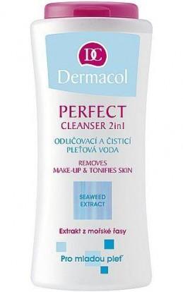 PERFECT CLEANSER 2IN1  Odličovací a čisticí micelární voda