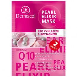 Vyhlazující maska s výtažkem z perel (Pearl Elixir) 2 x 8 g