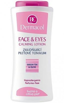 Pleťová voda Dermacol Face & Eyes Calming Lotion