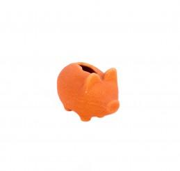 Pokameněná figurka - prasátko kasička