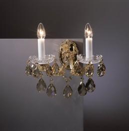 Nástěnné svítidlo WM 5235 - 03 002 Gold