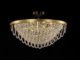 Křišťálový lustr CB 1196 - 00 006 Brass