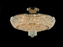 Křišťálový lustr CB 1102 - 00 006 Brass